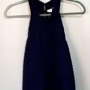 XL Gap Thin Straps. Halter Midi Dress Sheath Style